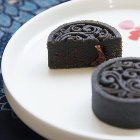 传统手工黑芝麻核桃糕 网红糕  入口即化 黑发补肾糕点 175g/盒