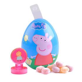 小猪佩奇惊奇蛋果汁软糖10g
