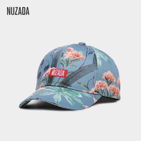 【NUZADA印花棒球帽】韩版帽子女春夏遮阳帽男嘻哈帽刺绣鸭舌帽定制