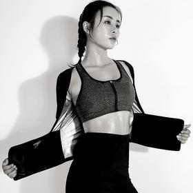【为思礼】【1秒速热 10倍暴汗】黑科技暴汗服健身 利器暴汗裤 加速燃烧脂肪运动瑜伽服