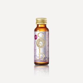胶原蛋白口服液 | 含玻尿酸的胶原蛋白,喝出Q弹水光肌GOLD COLLAGEN