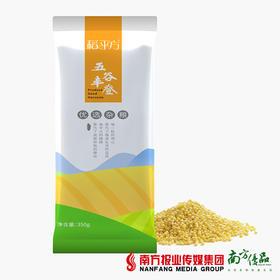 【次日提货】稻平方 五谷丰登 小米  350g/袋
