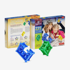 MAGSPACE逻辑转体玩具
