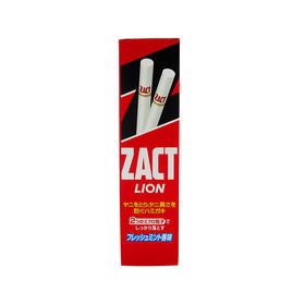 日本狮王(Lion)ZACT去烟渍牙膏 150g/支