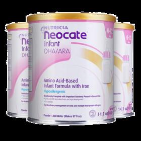 【澳洲直邮】纽康特Neocate氨基酸LCP奶粉1段400g