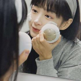 【屁桃君联名款,限定100套】AMIRO小棉花声波洁面仪  棉感净肤,温和不伤肤
