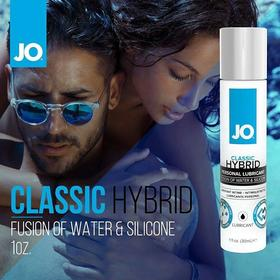 【持久润滑易清洗】美国原装进口Stsyem JO 科研型水硅双基混合润滑液情趣用品