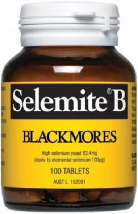 BLACKMORES 澳佳宝 硒元素营养片 100片