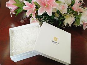白金礼盒配手提袋  (盒子和手提袋)
