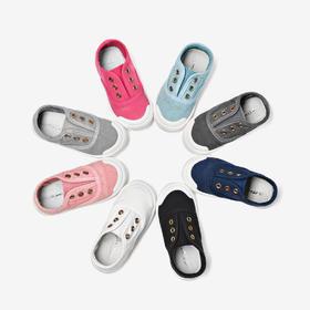 m1&m2 中童款帆布鞋