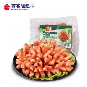 餐饮料理脆皮肠(开花) 烧烤烤肠小香肠肉质鲜嫩脆爽210g