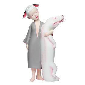 吕文婧《艺术玩偶系列》艺术雕塑