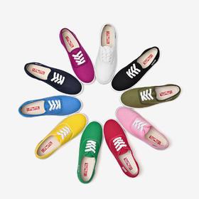 m1&m2 亲子帆布鞋