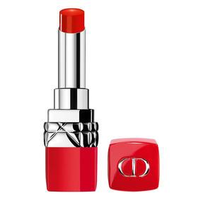 【香港直邮】法国Dior/迪奥 烈焰蓝金限量版红管口红3.2g 777#