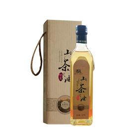 津莼山茶油:原料非转,采用一级生态冷压榨。