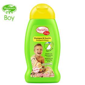 达罗咪 儿童款洗发沐浴二合一250ML
