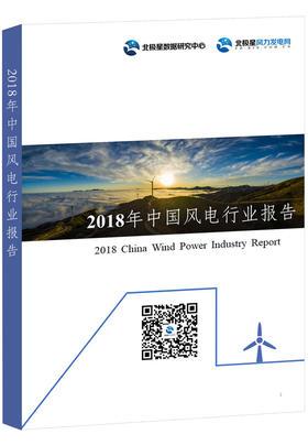 2018中国风电行业报告