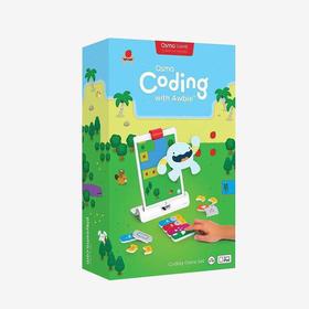 美国Osmo ipad游戏早教益智玩具 多种可编程套件