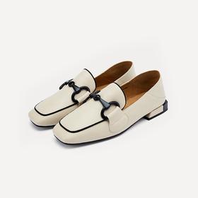 百丽·女款乐福皮鞋 | 春季新款,一双穿出帅气、优雅、干练各种风格