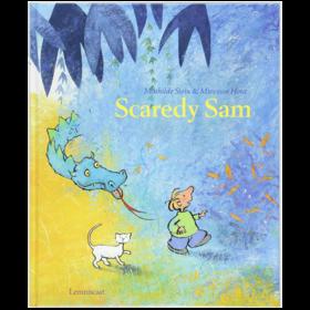 【儿童绘本】Scaredy Sam