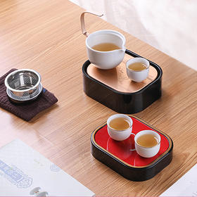 器社 时光宝盒旅行茶具