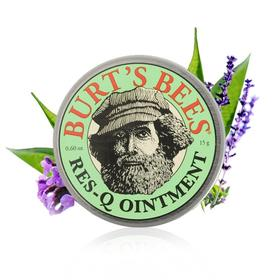 BURT'S BEES 伯特小蜜蜂 宝宝四季紫草膏 15克 驱蚊虫叮咬消肿止痒  香港直邮