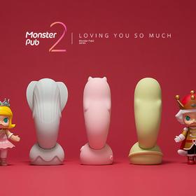sistalk MonsterPub 2 小怪兽2代智能情趣tiào蛋 智能遥控震动棒 女用成人情趣性用品