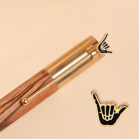 时光钢笔666套装,意外设计×东长合作款