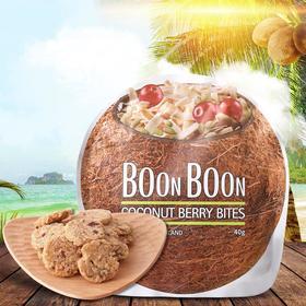 BOON BOON 椰子片:泰国原装进口,3种口味可选。