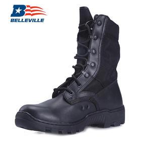 【美国老牌军靴Belleville】超轻热带巴拿马作战靴