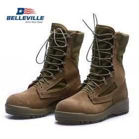 【海军陆战队专用】美国BellevilleGTX防水沙漠靴作战靴(500)