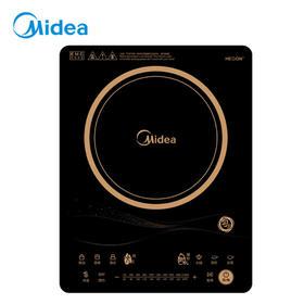 美的(Midea)家用电磁炉RT2170 酷薄设计 触摸版多功能智能大火力电池炉