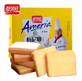 盼盼梅尼耶干蛋糕奶香味160g
