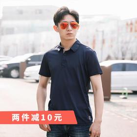 【单导速干防紫外线】冰爽舒适透气POLO衫