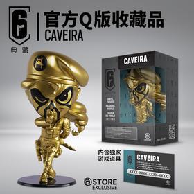 (勿拍) 彩虹六号S3: CAVEIRA gold