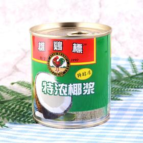 浓椰浆:做蛋糕做甜点做浓汤,植物奶油就选它!