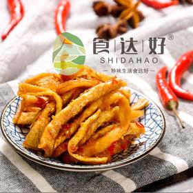 【食达好】刘芳玲土家酱萝卜酱萝卜皮甜萝卜萝卜干
