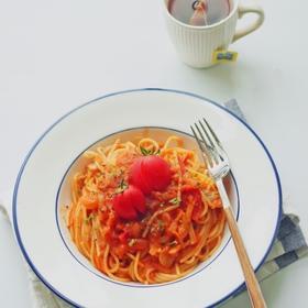 番茄酱:想吃意面不会做酱? 有机番茄酱来啦~
