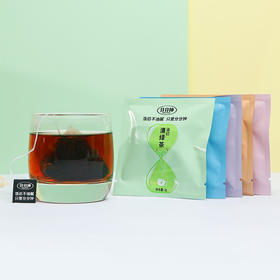 油脂杀手 分分钟日式油切茶 便携装 5种口味 17g