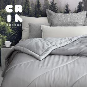 """「""""云朵做的被窝""""」新西兰CRIA 羊毛天丝夏凉被空调被,纯羊毛防螨抑菌,舒适透气,水洗机洗不变形 春夏可用"""
