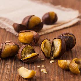 燕山板栗:手选大粒,口感甜糯,给你不一样的味道。