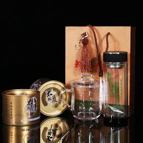 【太极道茶】武当高山嫩芽毛尖绿茶丨武当太极道茶 100g罐装