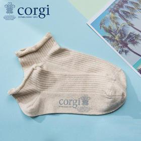 CORGI 女士 浅口 轻棉袜