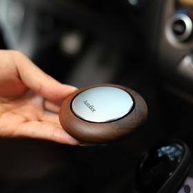 车载香薰座汽车用香薰车上持久淡香车内固体沸石古龙摆件