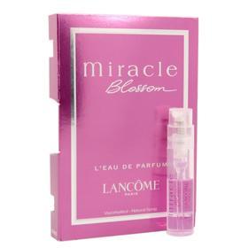 【一般贸易中文标】法国兰蔻奇迹绽放香水1.2ml*3 小样