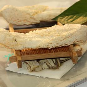 贵州织金竹荪:自然生长,人工采食,无添加剂无硫熏。