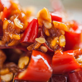 宜样新滋补 鲜香小米辣椒酱 好吃的不得了下饭菜 220g