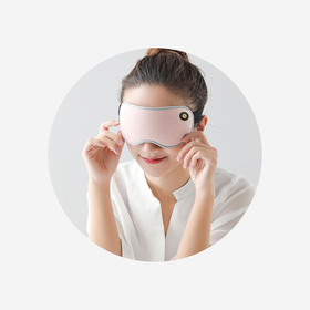 【5分钟入睡 3D环绕加热】摩摩哒3D环绕加热 缓解眼部疲劳 助眠热敷眼罩