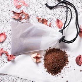洗发茶籽粉:天然冷榨, 不仅能洗发还能洗衣服。