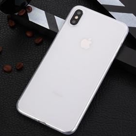 【像纸一样薄】空气感超薄0.3MM手机壳 多色可选 男女可用